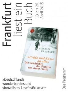 Zweifache Verbindung zur Familie der berühmtesten Frankfurterin