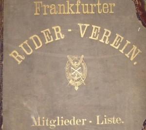 Die nachträglich etwa 1875 angelegte, vier Jahre geführte Liste enthält auch zahlreiche Namen englischer, französischer oder jüdischer Herkunft.